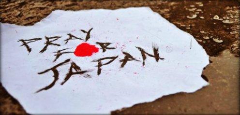 11 mars 2013 - pray for japan