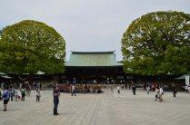 visite au sanctuaire meiji tokyo - 12