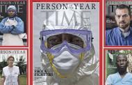 Les «combattants d'Ebola», personnalité de l'année pour Time