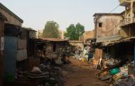INCENDIE AU GRAND MARCHE: La police technique est en train de faire les investigations