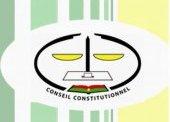 LEGISLATIVES D'OCTOBRE PROCHAIN: Voici la liste des candidats déclarés inéligibles par le Conseil constitutionnel