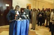 CRISE AU BURKINA: THOMAS BONI YAYI ANNONCE UNE BONNE NOUVELLE