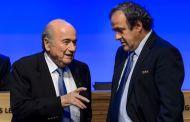 SCANDALE A LA FIFA: Platini et Blatter suspendus pour 8 ans