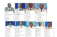 NATION: avis de recherche contre des déserteurs de l'ex-RSP