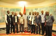 AUDIENCE AVEC LE PRESIDENT DU FASO : Les familles des martyrs demandent Justice