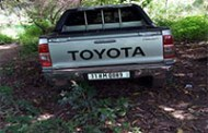 Ouahigouya : le véhicule braqué retrouvé au parc Bangr weogo