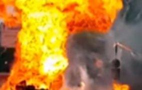 KOUPELA: le marché central ravagé par des flammes