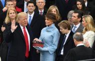 ETATS-UNIS: Donald Trump a prêté serment