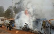 BANFORA : six boutiques ravagées par un incendie