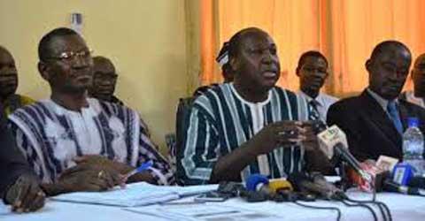 SITUATION SECURITAIRE AU BURKINA FASO: « Il urge  que l'Etat occupe à nouveau sa place au Sahel », selon  le CFOP