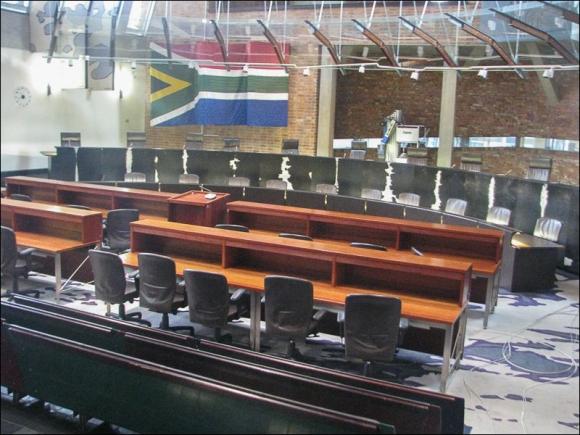 AFRIQUE DU SUD : la Cour constitutionnelle cambriolée