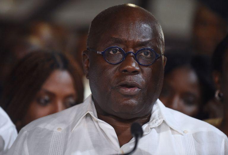 GHANA: le gouvernement composé de  110 ministres