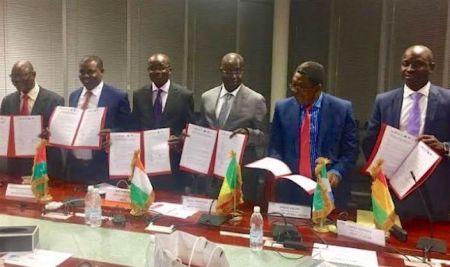 AFRIQUE DE L'OUEST : plus que quelques jours pour l'abolition  des frais de roaming entre six pays