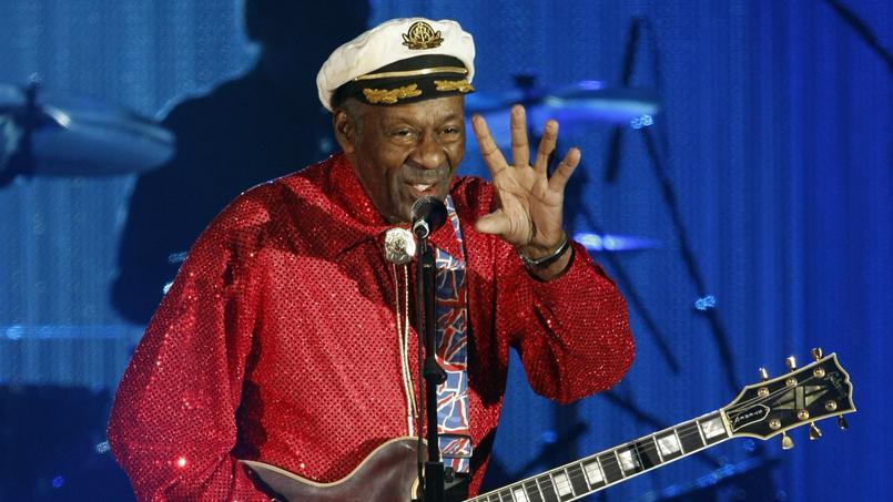 ROCK'N ROLL : Chuck Berry, un des pères fondateurs, est mort