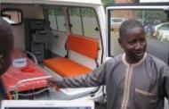 PRISE EN CHARGE SANITAIRE DES  ETUDIANTS: deux ambulances médicalisées pour les cités universitaires Ouaga-Bobo