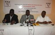 VIE POLITIQUE: l'Alliance des démocrates pour le développement officiellement présenté