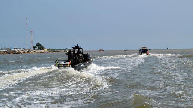 CAMEROUN : 34 militaires disparus dans le naufrage d'un navire