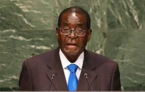 ONU : Robert Mugabe se moque de Donald Trump en le comparant à Goliath