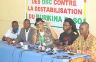 OCEAN, artiste-musicien: « tout citoyen qui se lève pour aller faire un projet avec  Blaise Compaoré est complice de sa soustraction à la justice »