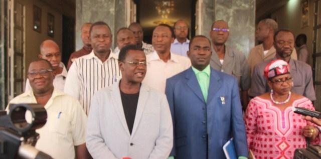 L'UAS AU PRESIDENT DU FASO SUR LA CRISE A SOPATEL SILMANDE : « nous ne pourrons plus faire retarder ou suspendre toute initiative de lutte des travailleurs »