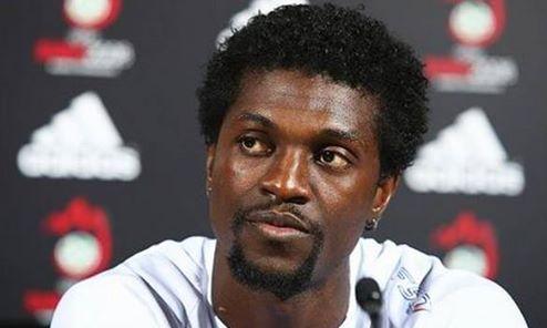 CRISE AU TOGO : la réaction d'Emmanuel Adebayor