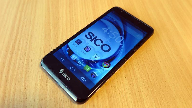 SICO : le premier téléphone portable