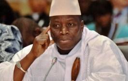 GAMBIE : Yahya Jammeh sanctionné par le Trésor américain