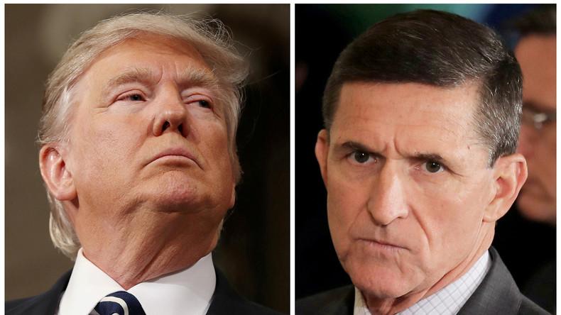 ETATS-UNIS : Trump nie avoir demandé au FBI d'abandonner l'enquête sur Flynn