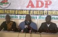 SITUATION SECURITAIRE AU BURKINA: Abraham Badolo pour la démission du président du Faso