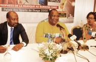 KUNDE D'OR 2018: l'évènement délocalisé au Palais des sports de Ouaga 2000