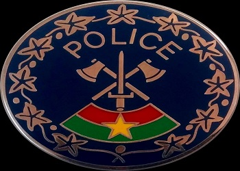 Police Nationale du Burkina Faso :Information et appel à collaboration