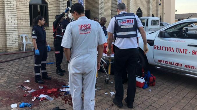 AFRIQUE DU SUD: un imam tué et 2 blessés graves après une attaque au couteau dans une mosquée