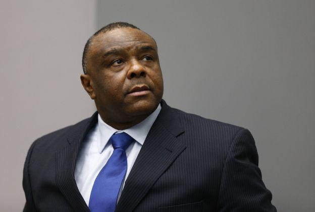 RDC : Bemba sous surveillance de la CPI en attendant son transfert en Belgique