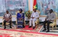 Burkina : Mariam Sankara s'enquiert de l'évolution du dossier judiciaire de son défunt mari