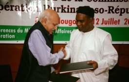 Commission mixte Burkina-Inde : ce qu'il faut retenir des résultats des travaux
