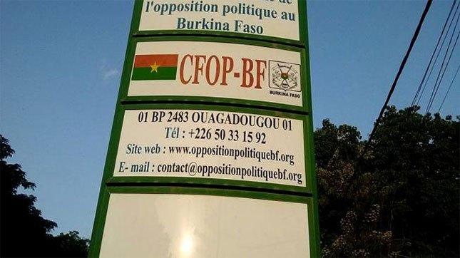 Vote Des Burkinabè De Létrangerlopposition Dit Non à Lexclusion