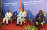 PNDES et Sécurité: Roch Kaboré donne des orientations aux ambassadeurs