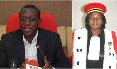 Conseil supérieur de la magistrature : le procureur Armand Ouédraogo et la présidente Thérèse Traoré/Sanou réhabilités