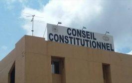 CODE ELECTORAL : les 37 députés plaignants  déboutés par le Conseil constitutionnel