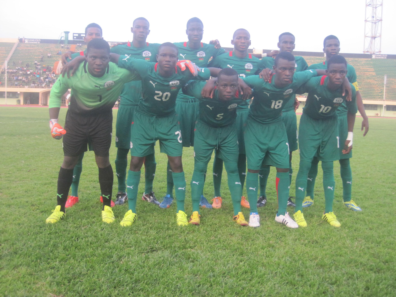 Préparatifs CAN U17: Le Mali bat le Burkina Faso par 3 buts à 0