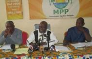 Vote du nouveau code électoral: Le MPP sort de son silence