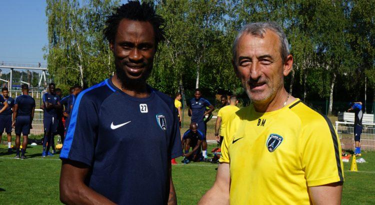 Football:Pitroipa signe 1 an à Paris FC (L2, France)