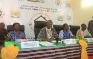 ARRONDISSEMENT 10 DE OUAGADOUGOU : le maire présente sa stratégie de développement