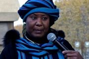 31e  ANNIVERSAIRE DE L'ASSASSINAT DU PRESIDENT THOMAS SANKARA :  Mariam Sankara parle