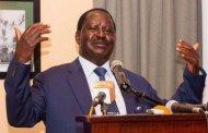 UA : l'opposant kényan Raila Odinga nommé envoyé spécial pour les infrastructures