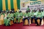 FETE DU 11-DECEMBRE : l'UPC encourage les  gouvernants à améliorer leur gouvernance