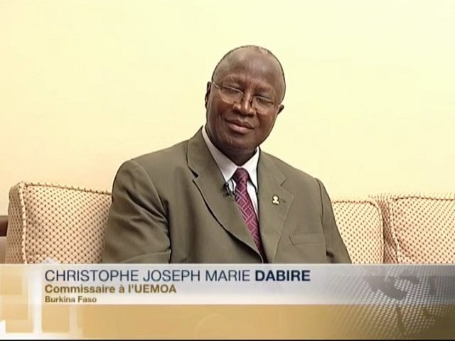 PRIMATURE : le nouveau locataire est Christophe Joseph Marie Dabiré