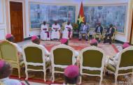 SITUATION NATIONALE : la Conférence épiscopale assure le président du Faso de son soutien