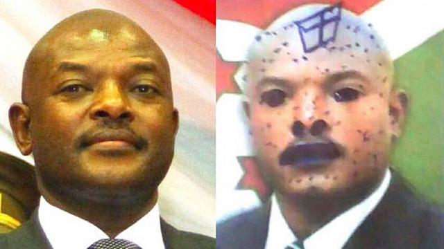 BURUNDI : des écoliers encore écroués pour avoir gribouillé la photo du président