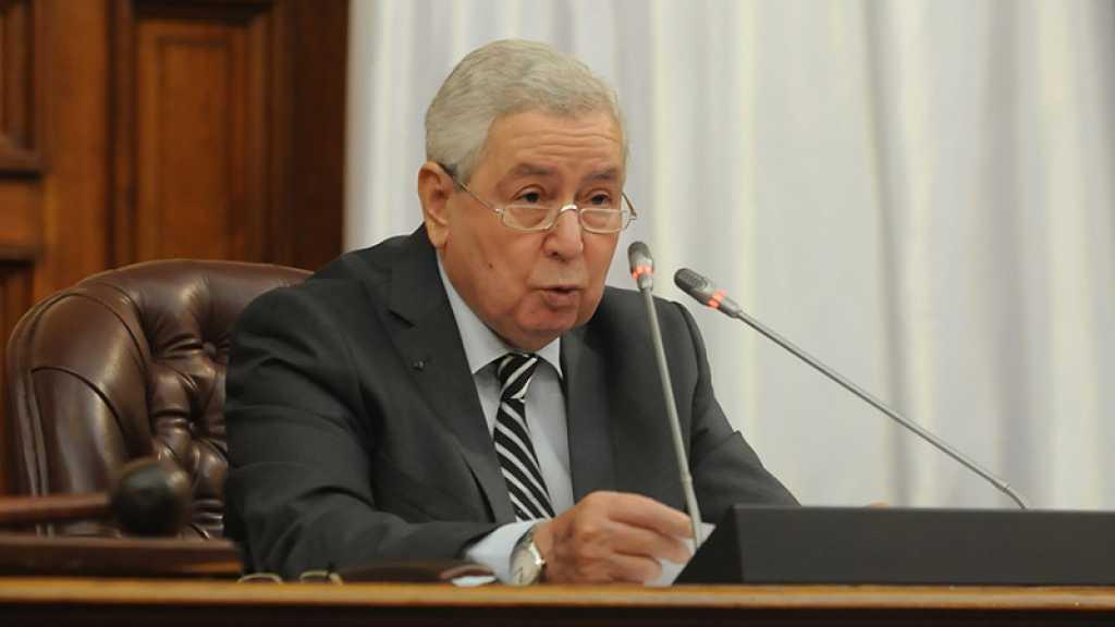 ALGERIE: l'élection présidentielle aura lieu le 4 juillet (présidence)